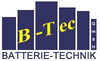 B-Tec GmbH, Ihr Batteriespezialist in Dortmund